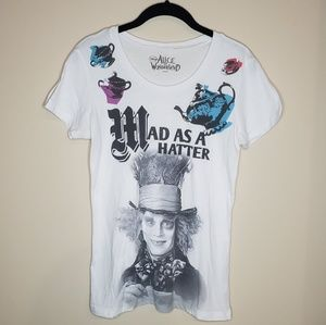 Disney's Alice in Wonderland tee